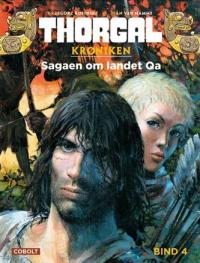 THORGALKRØNIKEN 04 - SAGAEN OM LANDET QA