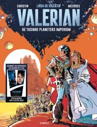 LINDA OG VALENTIN - VALERIAN 1 - DE TUSINDE PLANETERS IMPERIUM