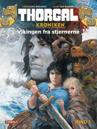 THORGALKRØNIKEN 01 - VIKINGEN FRA STJERNERNE