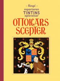 TINTIN (DK) - OTTOKARS SCEPTER