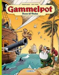 GAMMELPOT 07 - BROEN TIL VESTEN