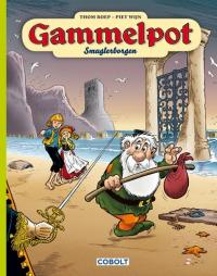 GAMMELPOT 10 - SMUGLERBORGEN
