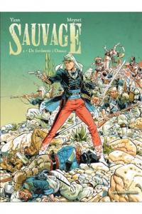 SAUVAGE 01 - DE FORDØMTE I OAXACA