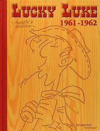 LUCKY LUKE (DK) - 1961-1962