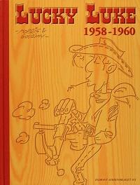 LUCKY LUKE (DK) - 1958-1960