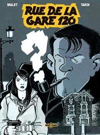NESTOR BURMA (DK) 01 - RUE DE LA GARE 120