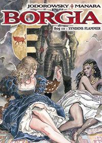BORGIA - BOG III: SYNDENS FLAMMER