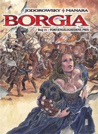 BORGIA - BOG IV: FORFÆNGELIGHEDENS PRIS