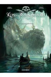 LONG JOHN SILVER 03 - SMARAGDLABYRINTEN