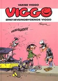 VAKSE VIGGO - ØRETÆVEINBYDENDE VIGGO