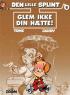 DEN LILLE SPLINT (DK) 06 - GLEM IKKE DIN HÆTTE?