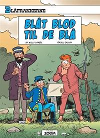 BLÅFRAKKERNE (53) -  BLÅT BLOD TIL DE BLÅ
