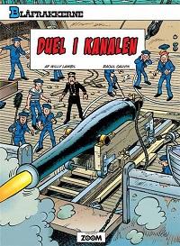 BLÅFRAKKERNE (37) - DUEL I KANALEN