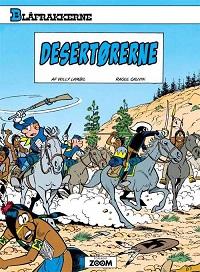 BLÅFRAKKERNE (05) - DESERTØRENE