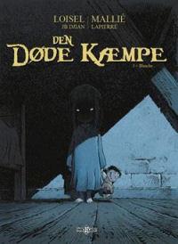 DEN DØDE KÆMPE 03 - BLANCHE...
