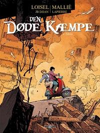 DEN DØDE KÆMPE 04 - MØRK