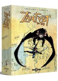 ZANFYST FRA TROY - BOKS 2