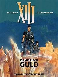 XIII (DK) 17 - MAXIMILIANS GULD