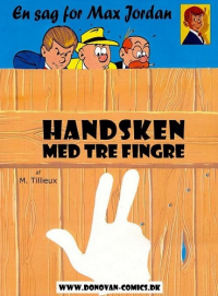 MAX JORDAN 09 - HANDSKEN MED TRE FINGRE