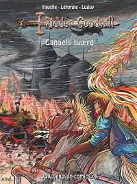 RIDDER GOODWILL 03 - GANAELS SVÆRD
