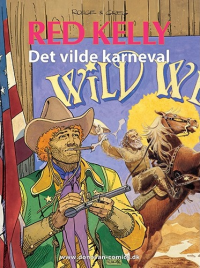 RED KELLY 12 - DET VILDE KARNEVAL