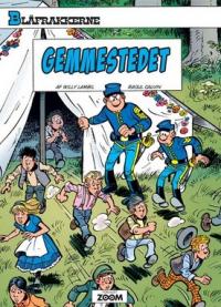 BLÅFRAKKERNE (38) - GEMMESTEDET