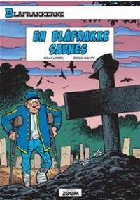 BLÅFRAKKERNE (46) - EN BLÅFRAKKE SAVNES