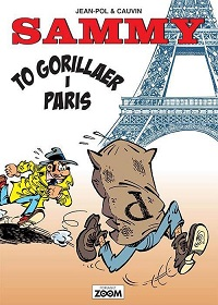 SAMMY (38) - TO GORILLAER I PARIS