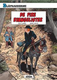 BLÅFRAKKERNE (59) - DE FIRE EVANGELISTER