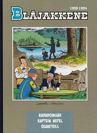BLÅJAKKENE 1992-1994