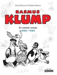 RASMUS KLUMP - DE SAMLEDE EVENTYR 1955-1959