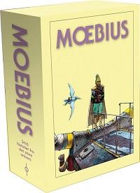 MOEBIUS BOKS 3 - SMÅ HISTORIER FRA DET STORE UNIVERS