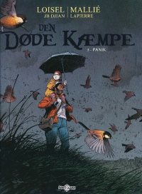DEN DØDE KÆMPE 05 - PANIK