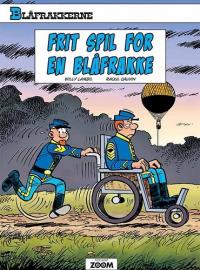 BLÅFRAKKERNE (60) - FRIT SPIL FOR EN BLÅFRAKKE
