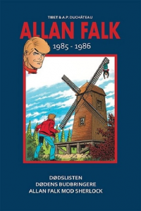 ALLAN FALK 1985-1986