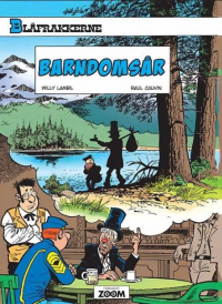 BLÅFRAKKERNE (34) - BARNDOMSÅR