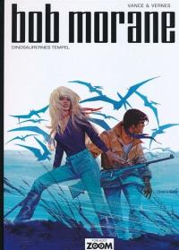 BOB MORANE BOK 01 - DINOSAURENES TEMPEL