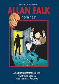 ALLAN FALK 1989 - 1991