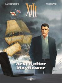 XIII (DK) 20 - ARVEN EFTER MAYFLOWER