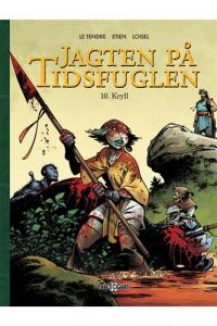 JAGTEN PÅ TIDSFUGLEN 10 - KRYLL