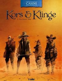 KORS & KLINGE 01 - VON KREUZ BLODLINIE