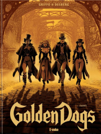 GOLDEN DOGS 01 - FANNY