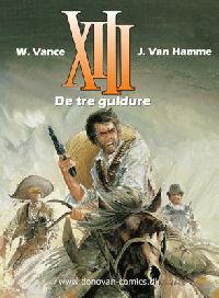 XIII (DK) 11 - DE TRE SØLVURE