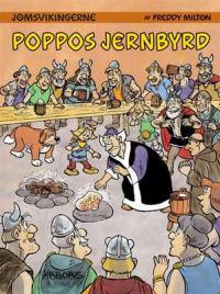 JOMSVIKINGERNE 06 - POPPOS JERNBYRD