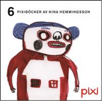 PIXIBOX - 6 PIXIBÖCKER AV NINA HEMMINGSSON