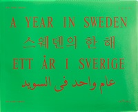 A YEAR IN SWEDEN/ ET ÅR I SVERIGE