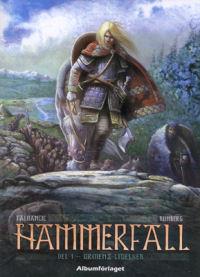 HAMMERFALL 01 - ORMENS LIDELSER