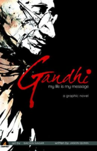 GANDHI - MY LIFE IS MY MESSAGE
