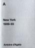 A - NEW YORK 1989-93